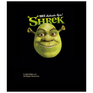Load image into Gallery viewer, Shrek Authentic Kids Mask Design Full View