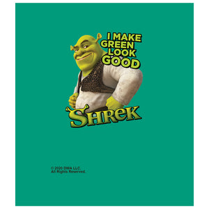 Load image into Gallery viewer, Shrek Looking Good Kids Mask Design Full View