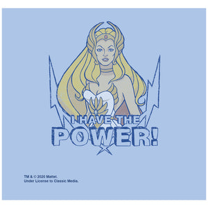 Load image into Gallery viewer, She-Ra Power Adult Mask Design Full View