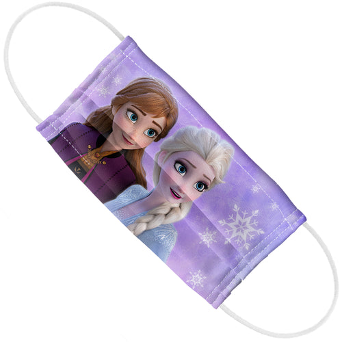 Frozen Elsa and Anna Sisters Adult Flat View