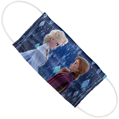 Frozen Elsa and Anna Glowing Adult Flat View