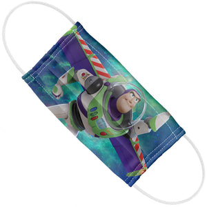 Our Hero Buzz Lightyear Adult Flat View