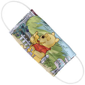 Load image into Gallery viewer, Winnie the Pooh Jump Adult Flat View