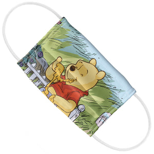 Load image into Gallery viewer, Winnie the Pooh Jump Kids Flat View