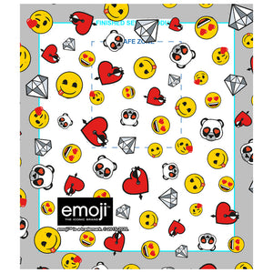 Load image into Gallery viewer, emoji TM - The Iconic Brand Inked Pattern
