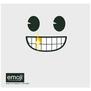 emoji TM - The Iconic Brand All In Adult Mask Design Full View