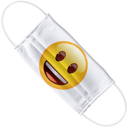 emoji TM - The Iconic Brand Smiley Face Adult Flat View