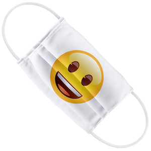 emoji TM - The Iconic Brand Smiley Face Kids Flat View