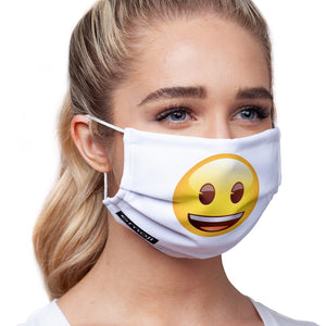 emoji TM - The Iconic Brand Smiley Face Adult Main/Model View