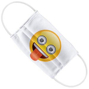 emoji TM - The Iconic Brand Tongue Out Kids Flat View