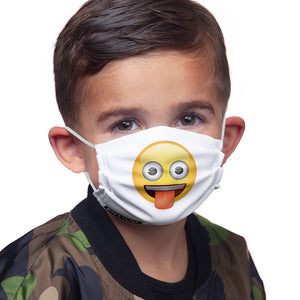 emoji TM - The Iconic Brand Tongue Out Kids Main Model View
