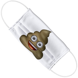 emoji TM - The Iconic Brand Poo Adult Flat View