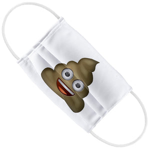 emoji TM - The Iconic Brand Poo Kids Flat View