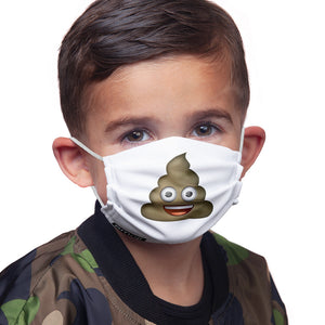 emoji TM - The Iconic Brand Poo Kids Main Model View