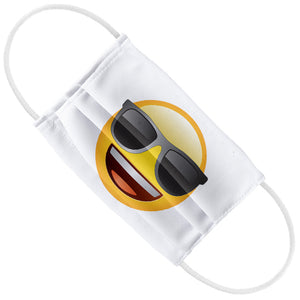 emoji TM - The Iconic Brand Cool Face Kids Flat View