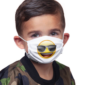 emoji TM - The Iconic Brand Cool Face Kids Main Model View