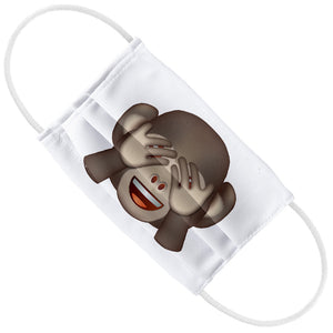 Load image into Gallery viewer, emoji TM - The Iconic Brand Monkey Kids Flat View