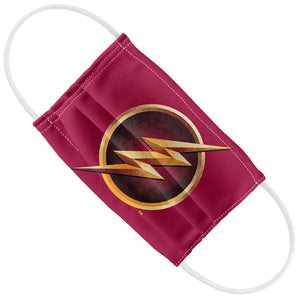 The Flash: TV Series Chest Logo Kids Flat View
