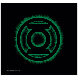 Load image into Gallery viewer, Green Lantern Green Flame Logo