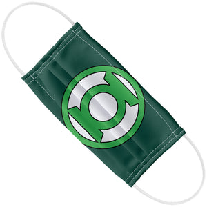 Load image into Gallery viewer, Green Lantern Lantern Logo Adult Flat View