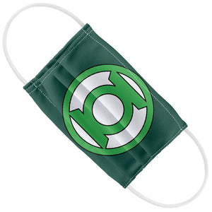 Load image into Gallery viewer, Green Lantern Lantern Logo Kids Flat View