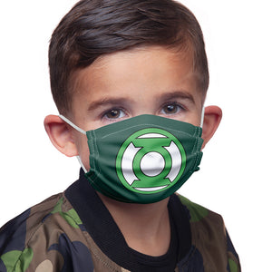 Green Lantern Lantern Logo Kids Main Model View