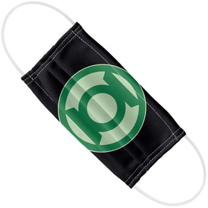 Load image into Gallery viewer, Green Lantern Green Symbol Adult Flat View