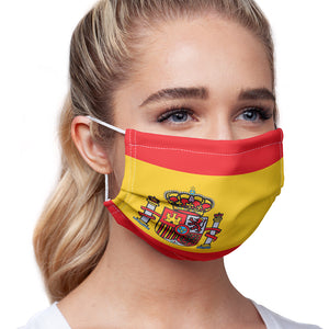 Spain Flag Adult Main/Model View