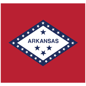 Load image into Gallery viewer, Arkansas Flag