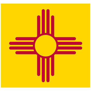 Load image into Gallery viewer, New Mexico Flag