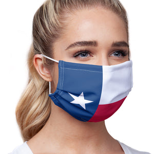 Texas Flag Adult Main/Model View