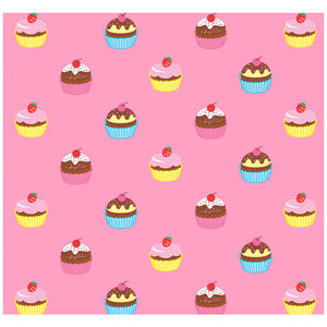 Load image into Gallery viewer, Cupcake Pattern