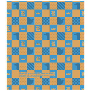 Harry Potter Ravenclaw Checkerboard House Pattern