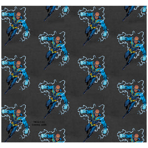 Justice League Black Lightning Character Pattern