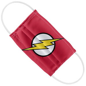 Load image into Gallery viewer, The Flash Lightning Bolt Logo Kids Flat View