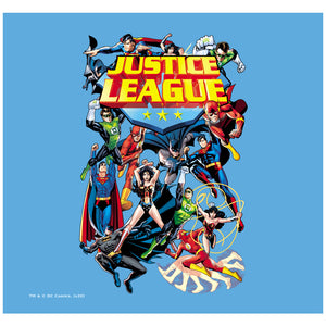 Justice League League a Plenty
