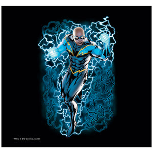 Justice League Black Lightning Bolts
