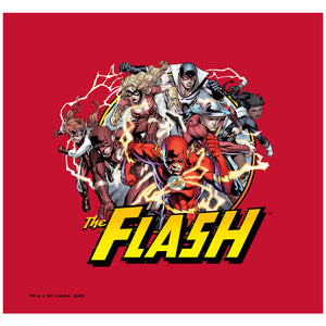 The Flash Flash Family
