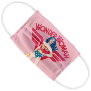 Wonder Woman Sparkle Kids Flat View