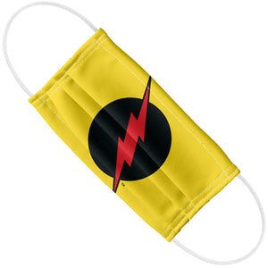 The Flash Reverse Flash Adult Flat View