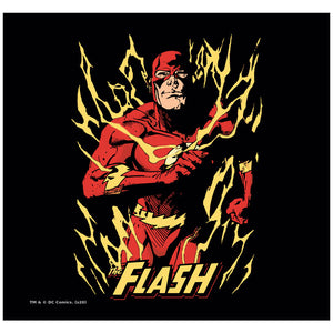 The Flash Flare Adult Mask Design Full View