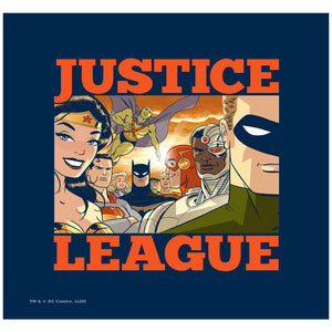 Justice League New Dawn Group
