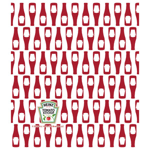 Load image into Gallery viewer, Heinz Ketchup Bottle Pattern