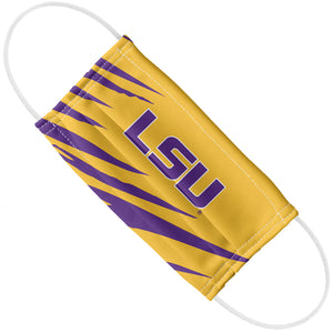 Load image into Gallery viewer, LSU Tiger Stripes Adult Flat View