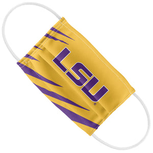 Load image into Gallery viewer, LSU Tiger Stripes Kids Flat View