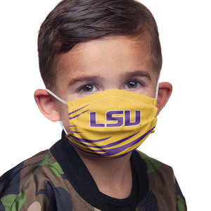 Load image into Gallery viewer, LSU Tiger Stripes Kids Main Model View