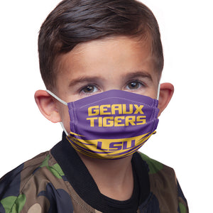 LSU Geaux Tigers Kids Main Model View