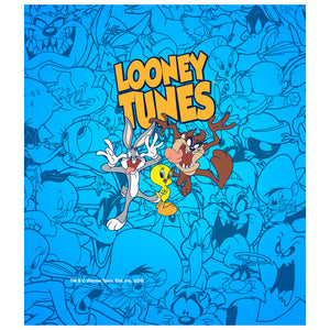 Looney Tunes Cast of Characters Kids Mask Design Full View