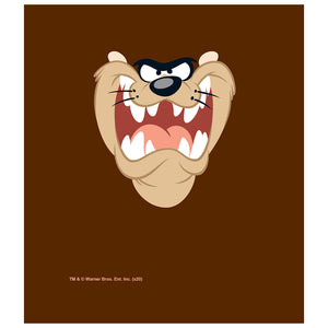 Looney Tunes Taz Face