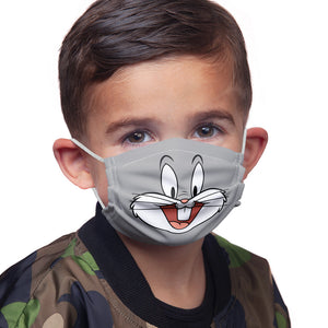 Looney Tunes Bugs Bunny Face Kids Main Model View